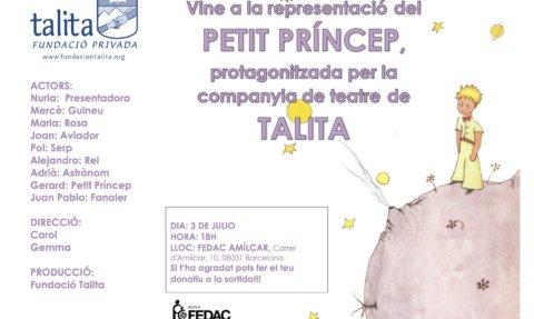 """Teatre: """"El Petit Príncep"""""""